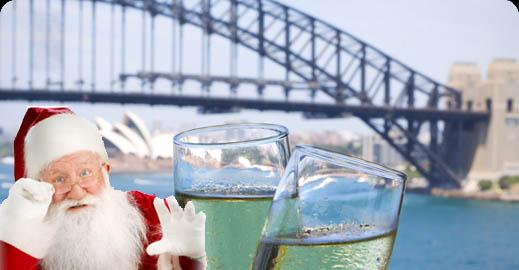 Christmas Cruise Sydney Harbour