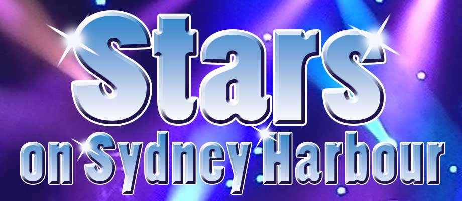 Stars on Sydney Harbour, our new Dinner Show Comedy  Cruise
