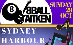 8 Ball Aitken harbour Cruise