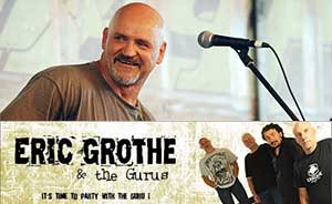 Eric Grothe & the Gurus Harbour Cruise