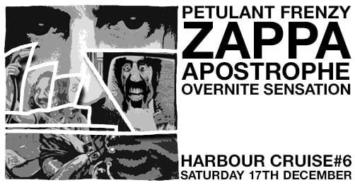 Petulant Frenzy Frank Zappa Sydney Harbour