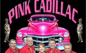 Pink Cadillac Gig Photo grop