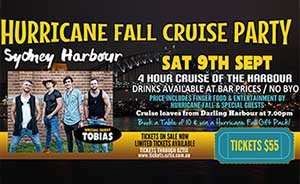 SydneyCruise Hurricane Fall