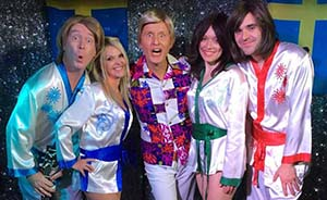 Bob Downe meets Abba Sydney Harbour Cruise