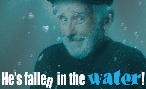 The Goon Show – He's Fallen in the Water! Cruise