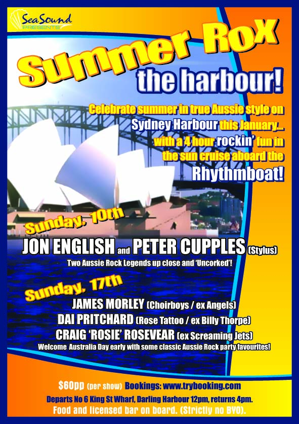 Summer Rox Sydney Harbour