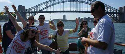 Sydney Harbour Pub Tours