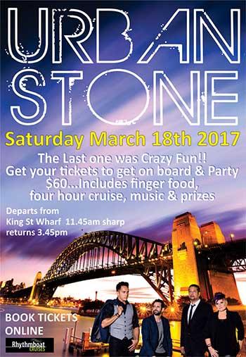 Urban Stone Cruise March 18th 2017