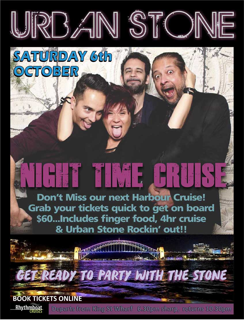 Urban Stone Harbour Cruise Oct