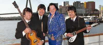 Beatles Meets Elvis Tribute Cruise