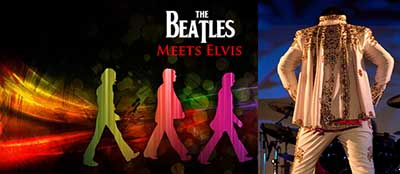 Beatles Meets Elvis