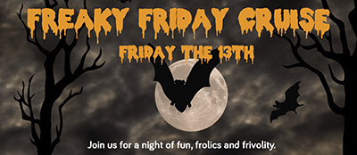 Freaky Friday Cruise – Friday The 13th