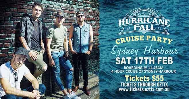 hurricane fall cruise