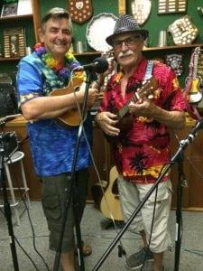 Sydney Harbour Ukulele Musicians