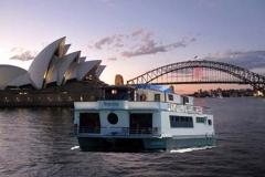 rhythmboat-sunset
