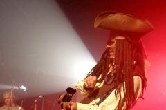 The Villains Captain Jack Sparrow