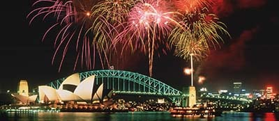 Sydney Harbour Special Events