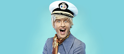 Bob Downe Comedy Cruise