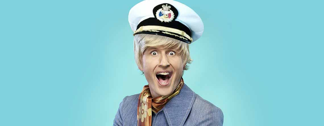 Bob Downe Sydney Harbour Cruise