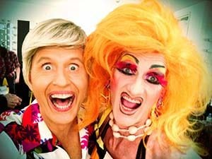 Bob Downe Comedy Harbour Cruise Sydney