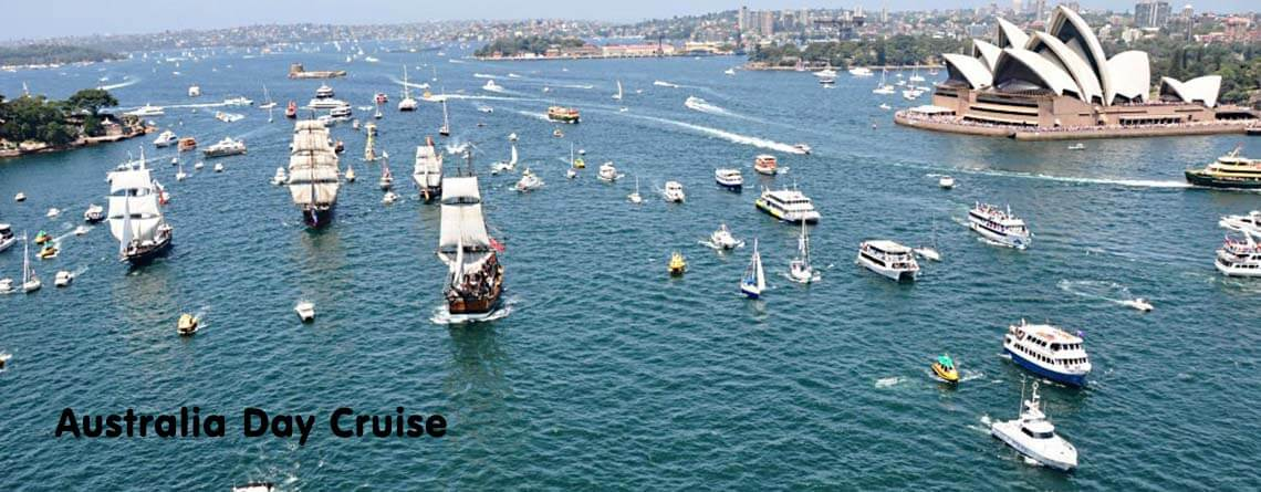 Australia Day Sydney Harbour Cruise