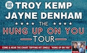 Troy Kemp Jayne Denham Harbour Cruise February 23