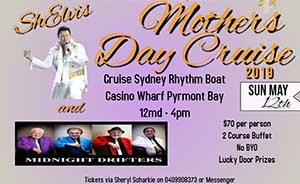 Mothers Day Cruise 2019