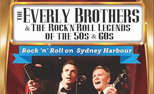 Everly Bros Sydney Harbour cruise rhythmboat