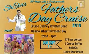 Fathers Day Cruise 2019