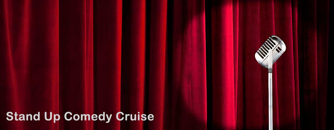 Standup Comedy Cruise Sydney