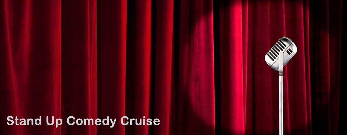 Standup Comedy Cruise Sydney
